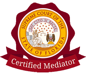 Supreme Court of the State of Florida Certified Circuit Civil Mediator