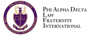 Phi Alpha Delta Law Fraternity International